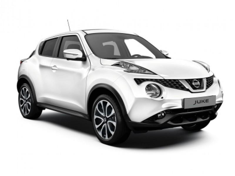 50% de descuento en accesorios de Nissan JUKE