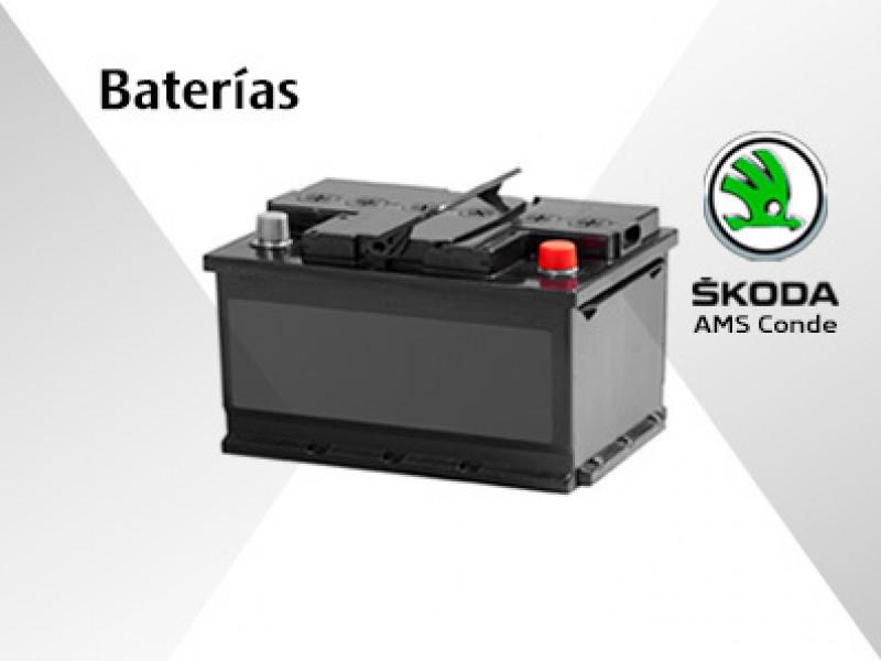 Promoción en baterías