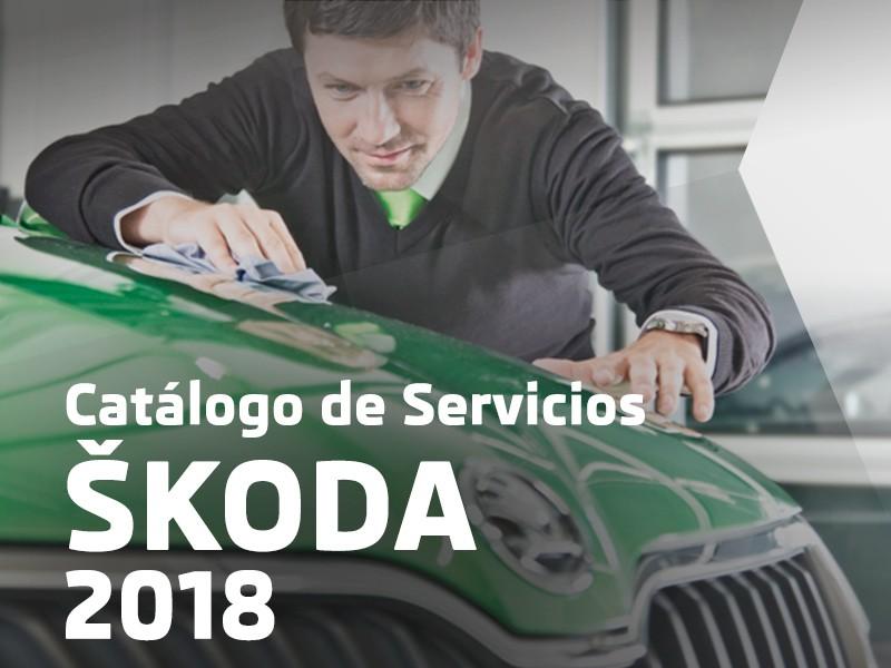 Catálogo de operaciones de servicio Škoda