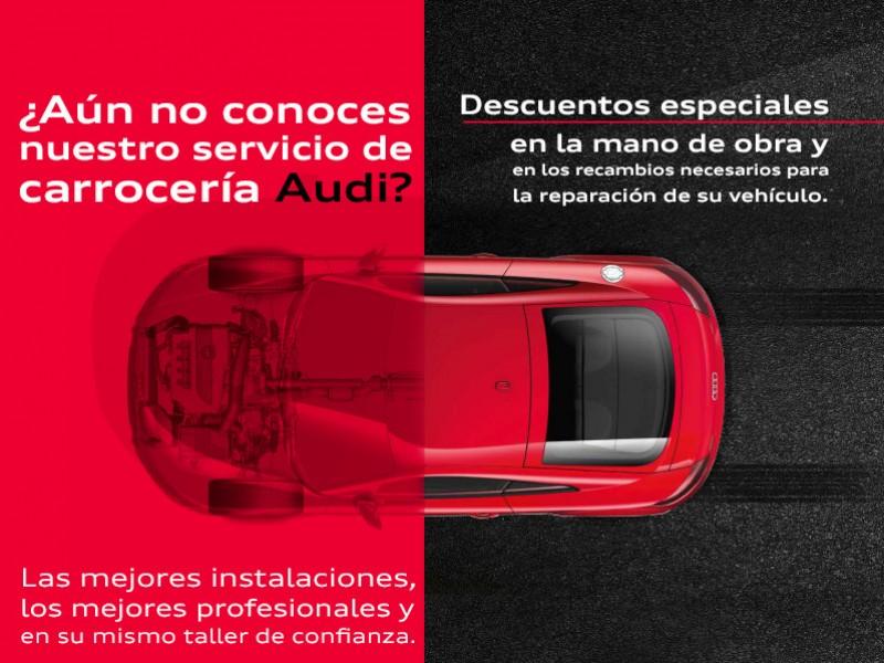Servicio de Carrocería Oficial Audi