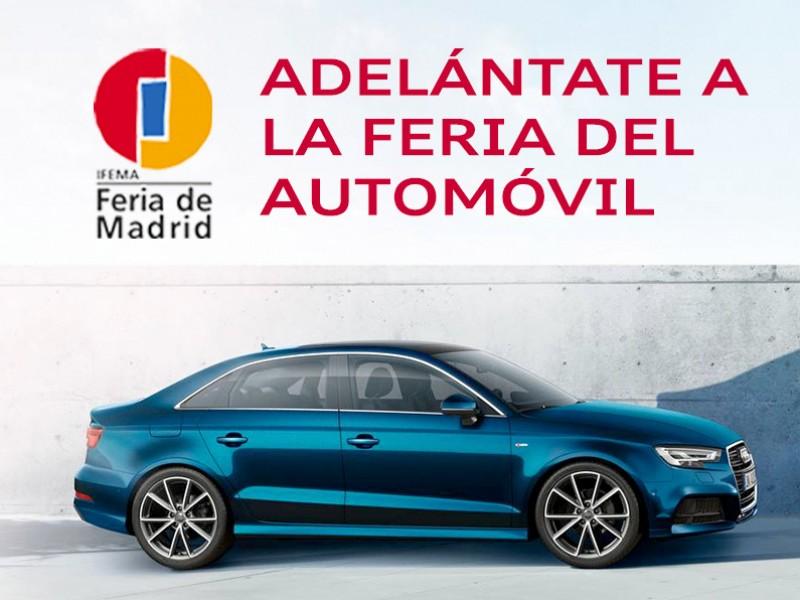 Adelántate a la Feria del Automóvil de IFEMA