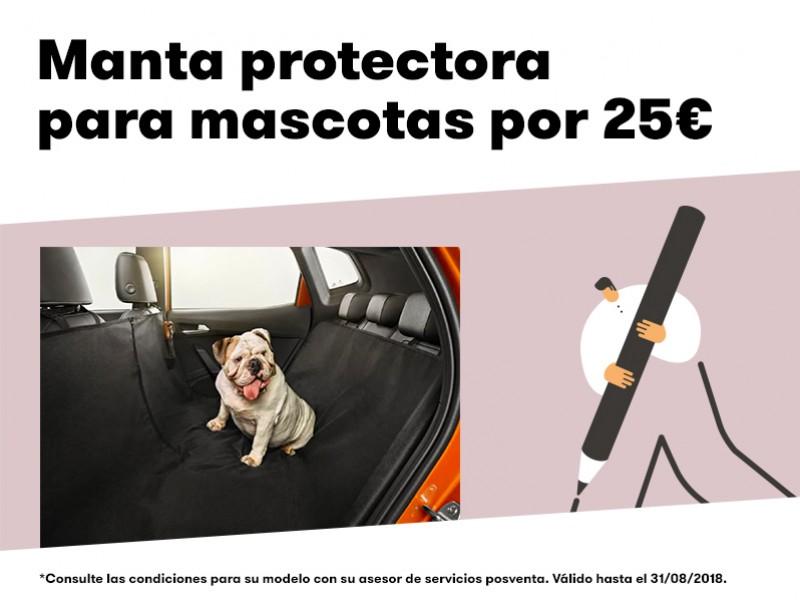 Manta protectora para mascotas por 25€