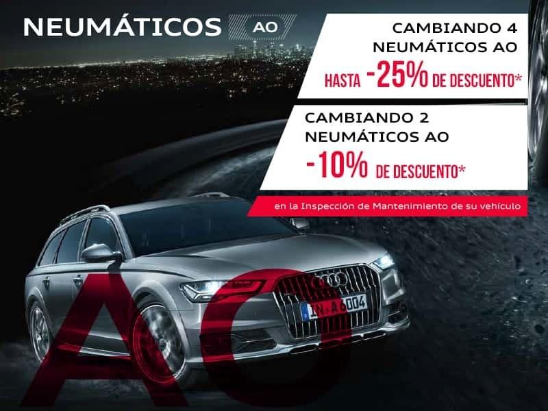 Promoción de Neumáticos AO