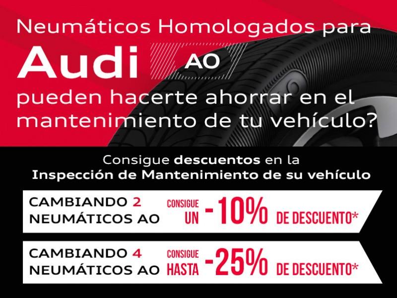 Campaña neumáticos AO