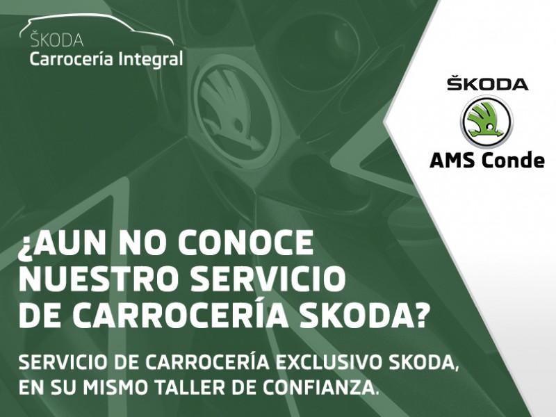 Servicio de carrocería SKODA