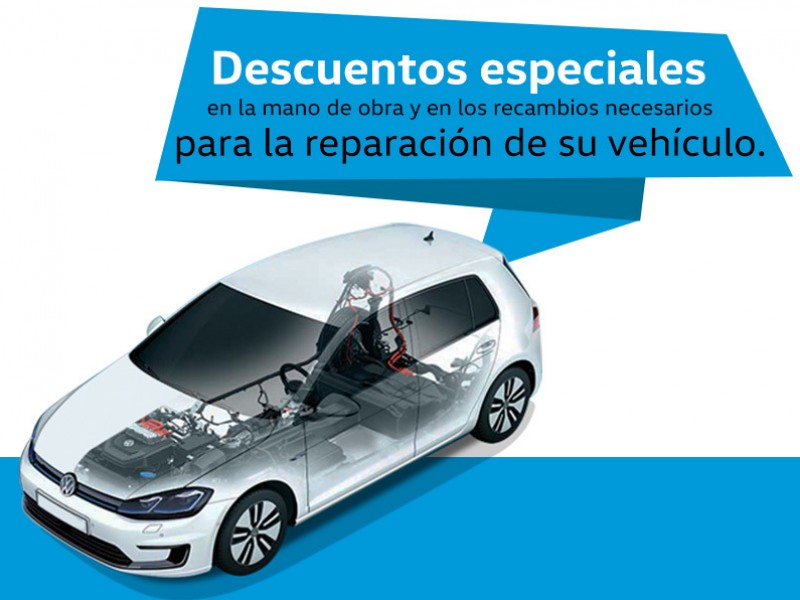 Servicio de carrocería Volkswagen