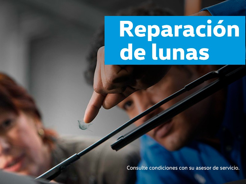 CAMPAÑA POSTVENTA: REPARACION DE LUNAS