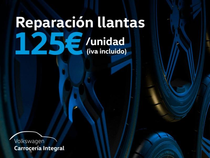CAMPAÑA POSTVENTA: REPARACION LLANTAS
