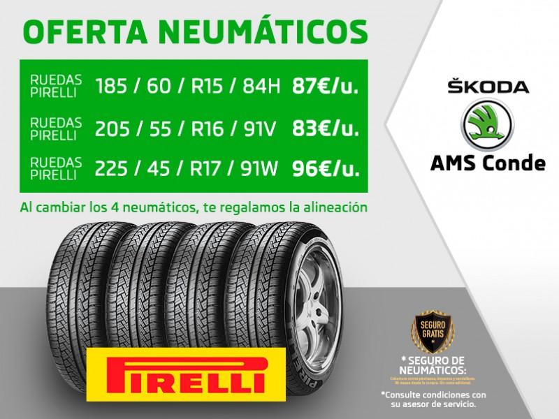 Campaña Neumáticos