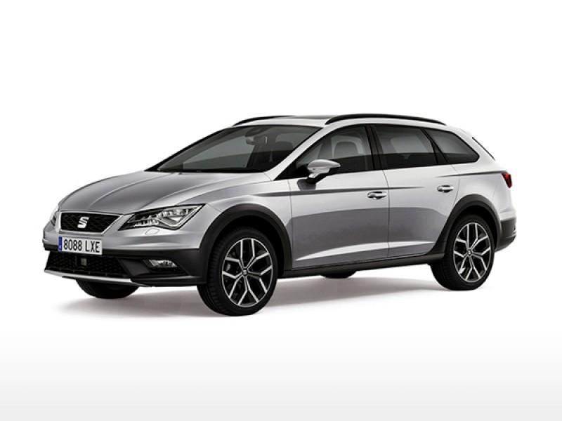 Nuevo SEAT León X-PERIENCE Titan Desert 4DRIVE por 21.600€