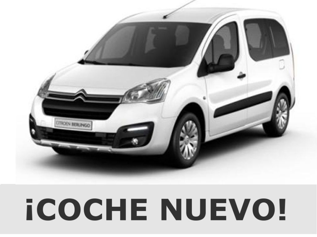 Citroen Berlingo Multispace LIVE BlueHDi 75 nuevo Madrid