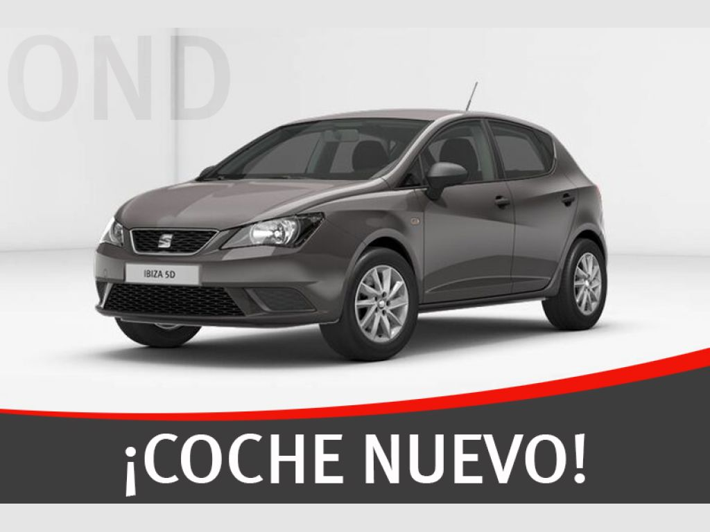 SEAT Ibiza 1.4 TDI 66KW FULL CONNECT 5P nuevo Madrid