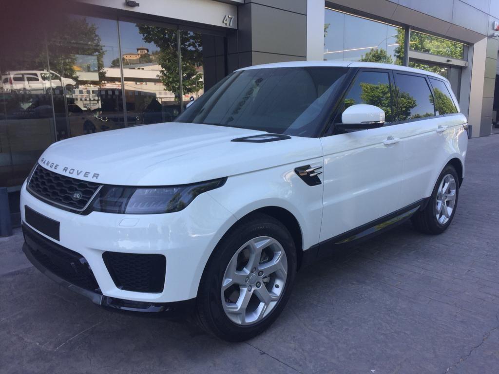 Land Rover Range Rover Sport 3.0 SDV6 225kW (306CV) HSE nuevo Madrid