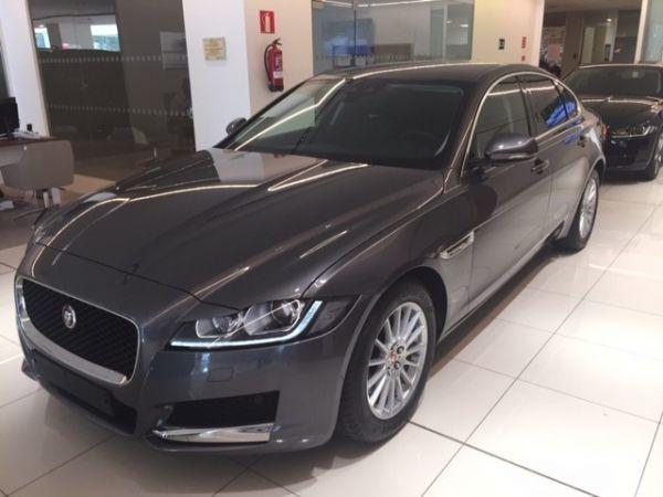 Jaguar XF Nuevo