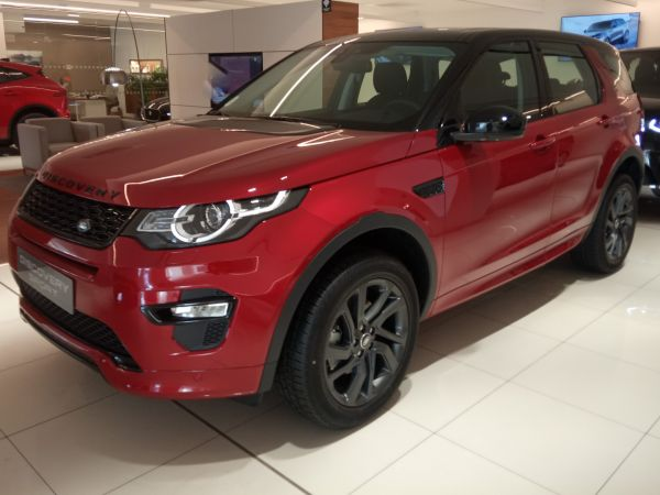 Land Rover Discovery Sport Nuevo