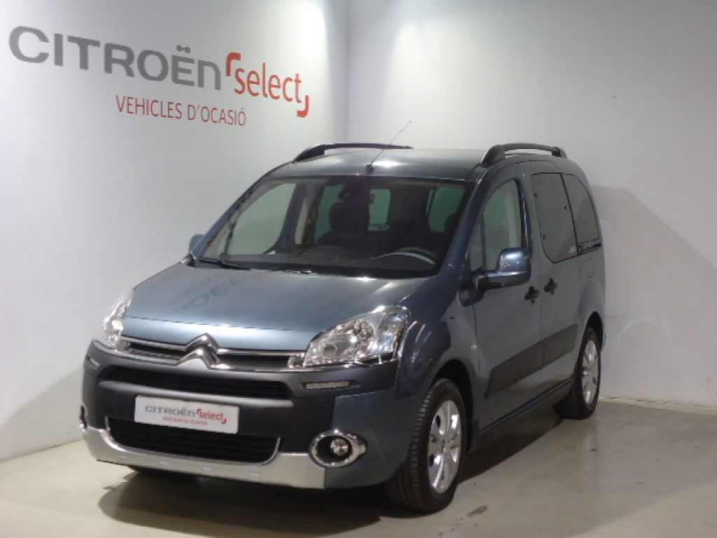 Citroen Berlingo BLUEHDI 120 XTR PLUS segunda mano Madrid
