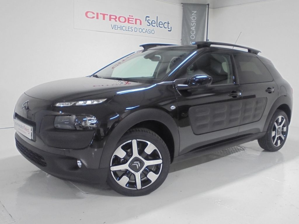 Citroen C4 Cactus 1.6 BLUEHDI 100 FEEL EDITION 5P segunda mano Madrid