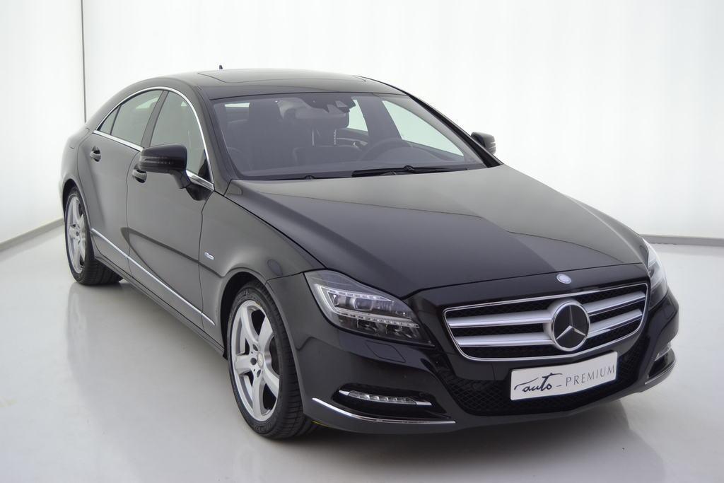 Mercedes Benz Clase CLS segunda mano Zaragoza