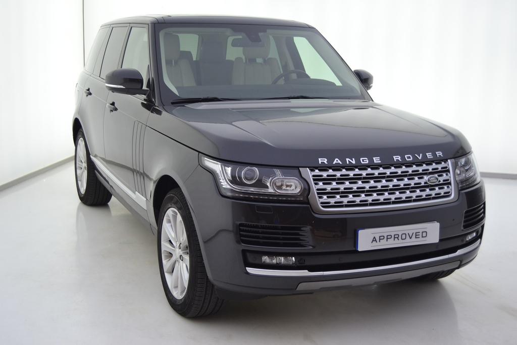 Land Rover Range Rover segunda mano Zaragoza