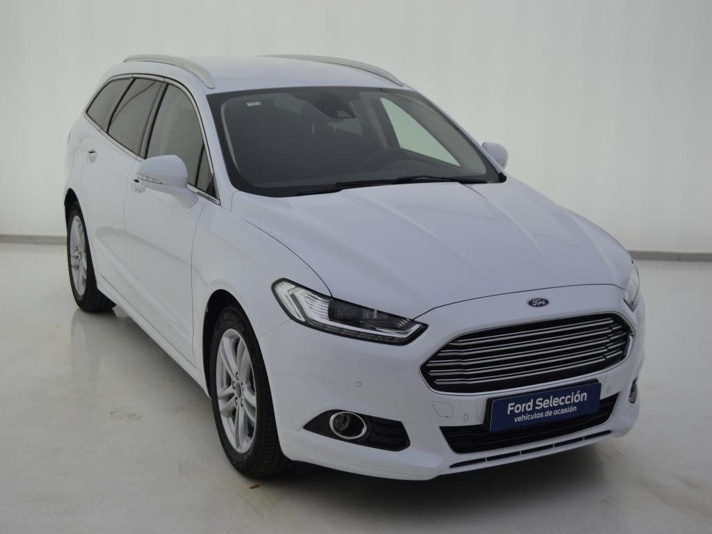 Ford Mondeo segunda mano Zaragoza