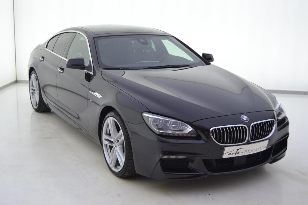 BMW Serie 6 segunda mano Zaragoza
