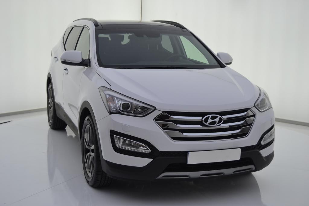 Hyundai Santa Fe segunda mano Huesca