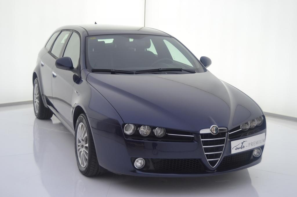 Alfa Romeo 159 segunda mano Zaragoza
