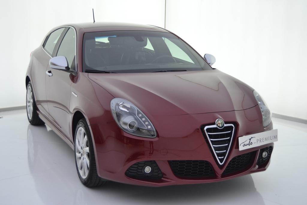 Alfa Romeo Giulietta segunda mano Zaragoza