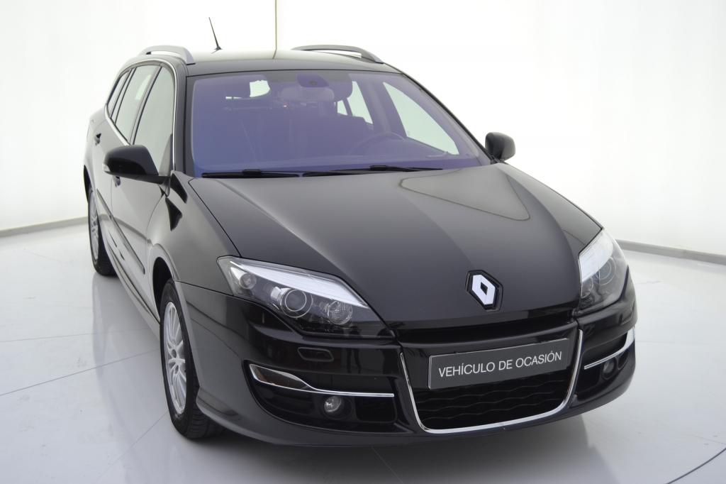 Renault Laguna segunda mano Zaragoza