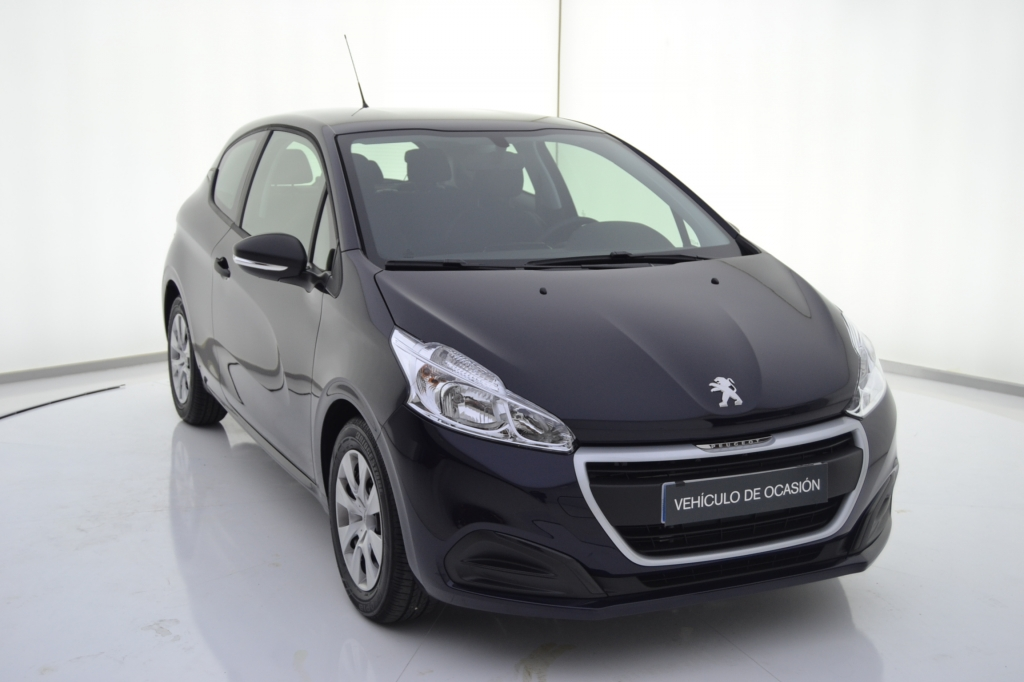 Peugeot 208 segunda mano Zaragoza