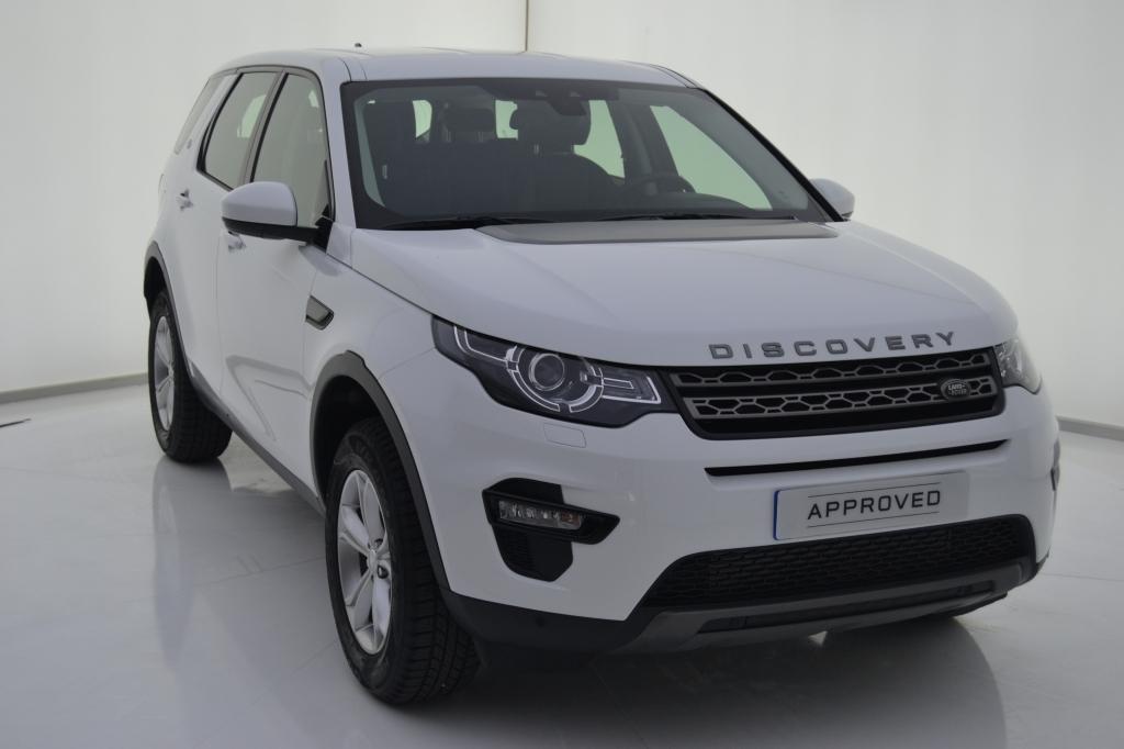 Land Rover  segunda mano Zaragoza