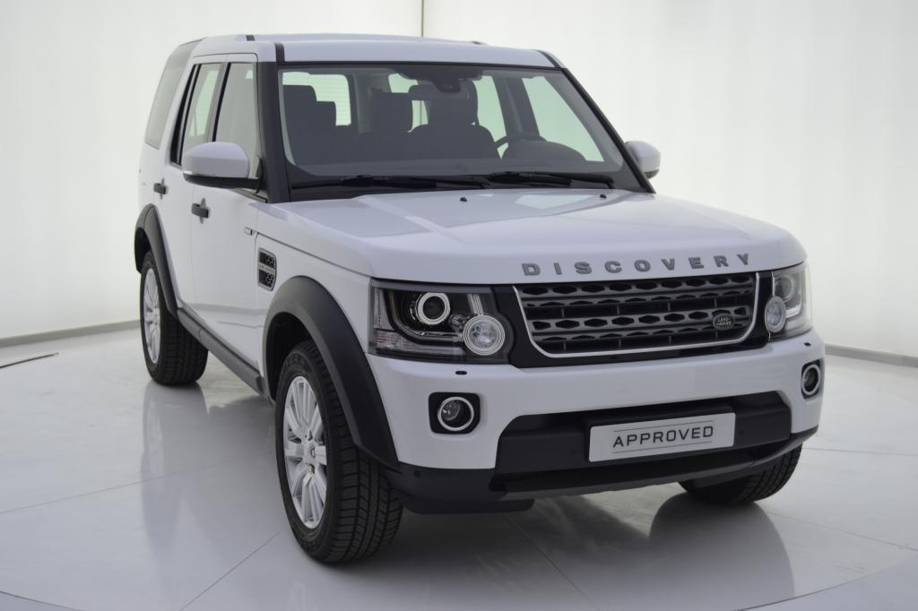 Land Rover Discovery 4 segunda mano Zaragoza