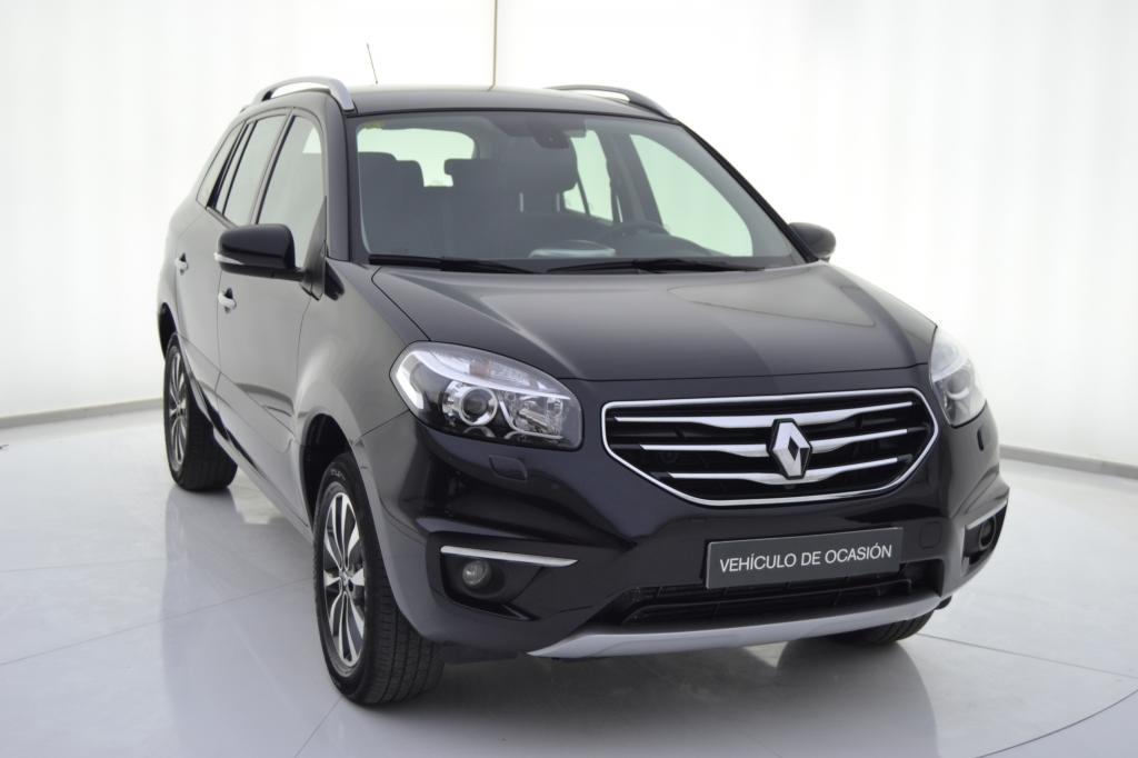 Renault Koleos segunda mano Zaragoza