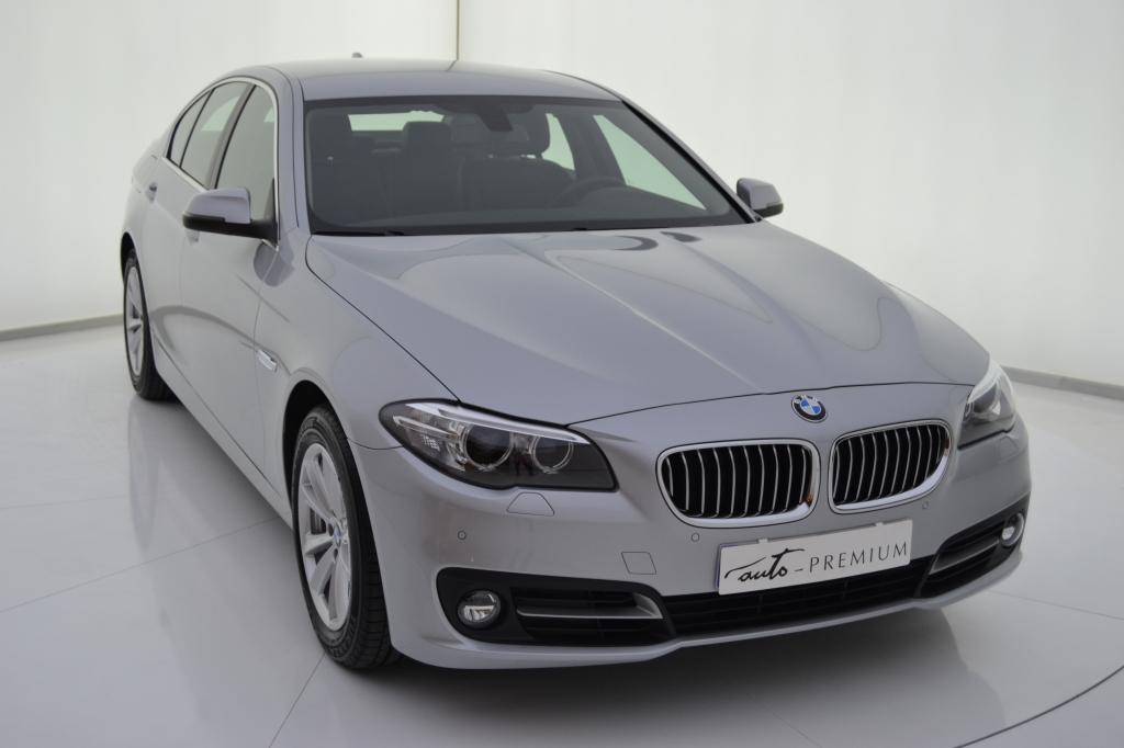 BMW Serie 5 segunda mano Zaragoza