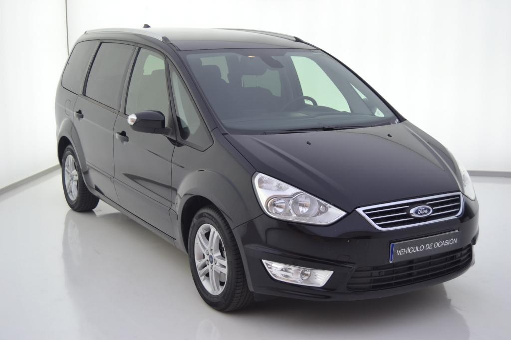 Ford Galaxy segunda mano Zaragoza