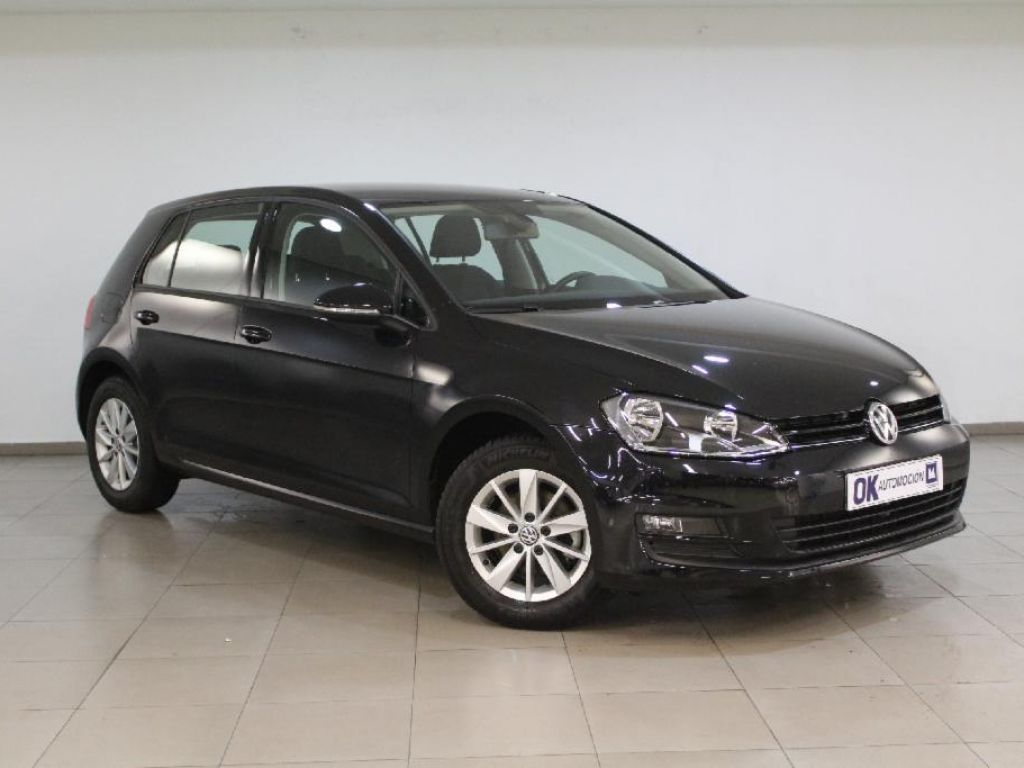 Volkswagen Golf 1.6 TDI EDITION BLUEMOTION TECH 5P segunda mano Madrid