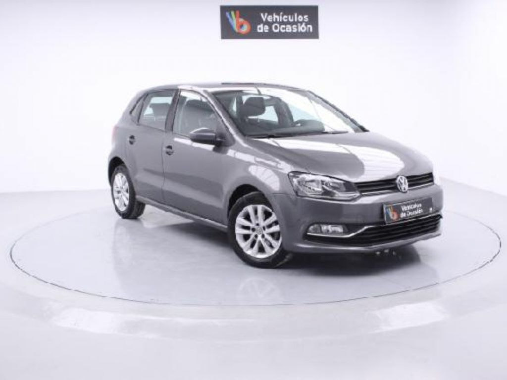 Volkswagen Polo (+) 1.4 TDI 75HP ADVANCE BMT 5P segunda mano Madrid