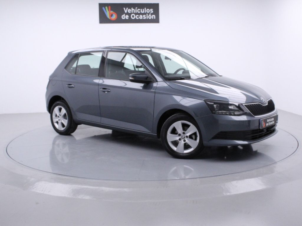 Skoda Fabia COLOR CONCEPT 1,0 MPI 55 KW (75 CV) MANUAL 5 VEL. segunda mano Madrid