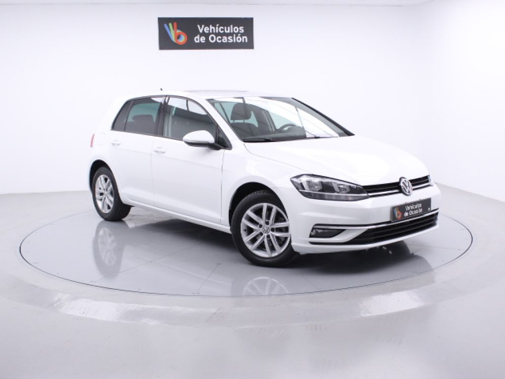 Volkswagen Golf 1.4 TSI DSG ADVANCE 5P segunda mano Madrid