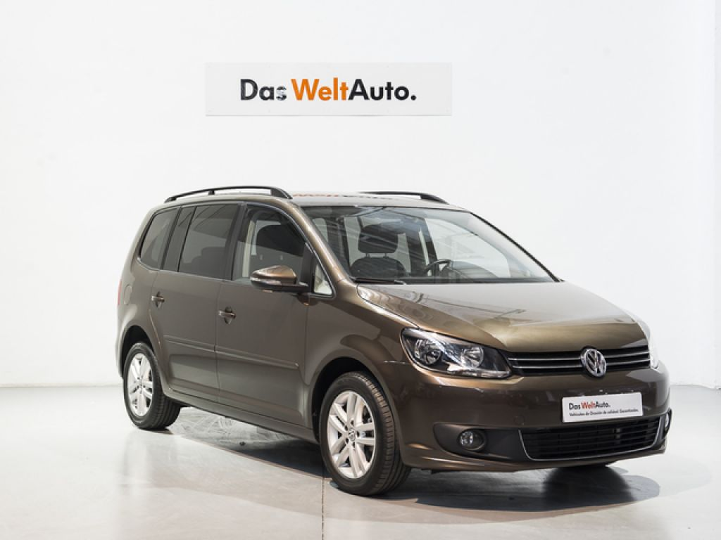 Volkswagen Touran Advance 1.6 TDI 105CV segunda mano Madrid
