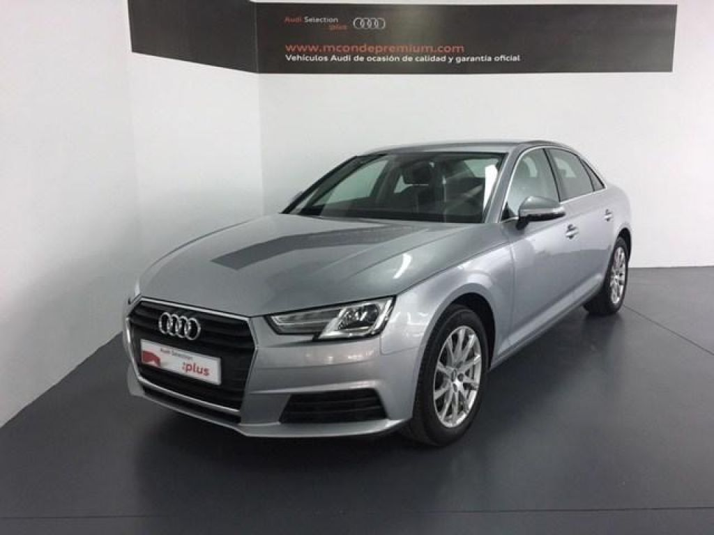 Audi A4 2.0 TDI 150CV S tronic ultra Advanced ed segunda mano Madrid
