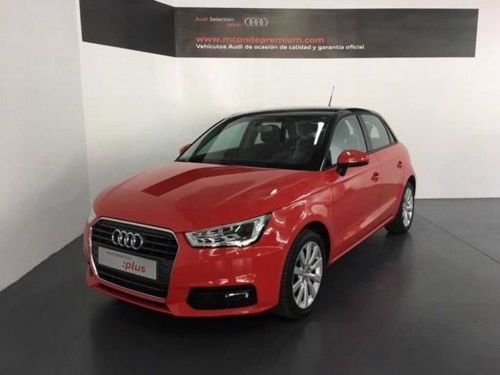 Audi A1 Sportback 1.6 TDI 116CV Attraction segunda mano Madrid