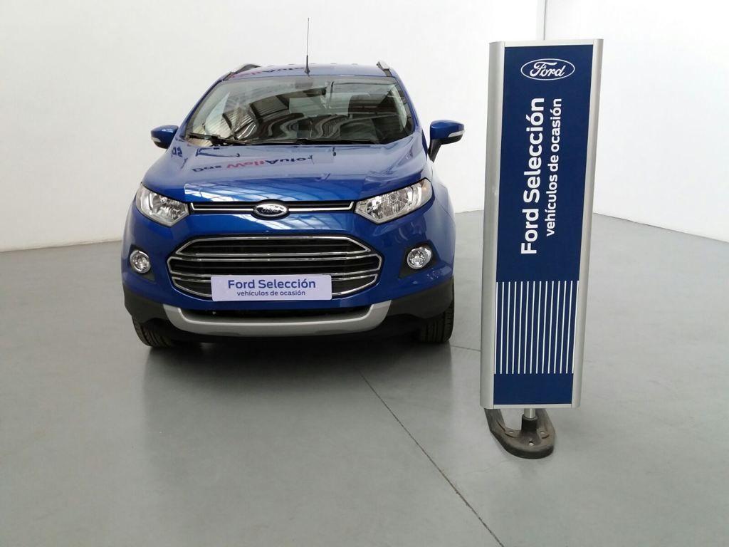 Ford  ECOSPORT TITANIUM 1.0 EcoBoost 92KW (125CV) Euro 6 segunda mano Madrid