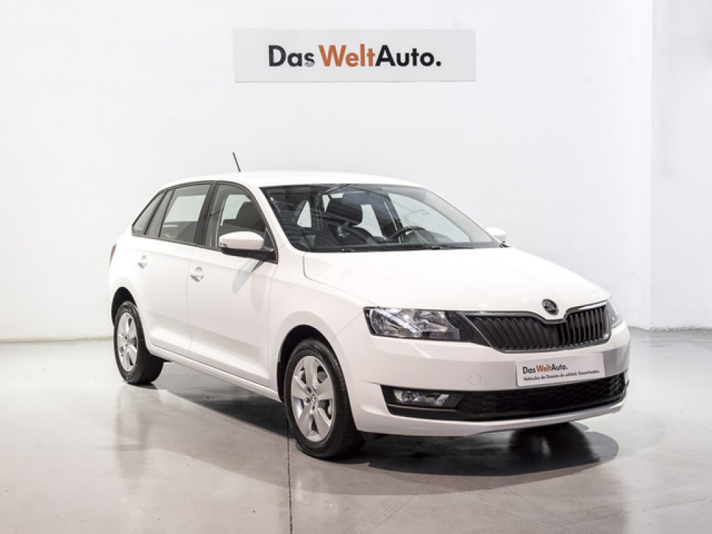 Skoda Spaceback 1.0 TSI 70KW (95cv) Active Spaceback segunda mano Madrid