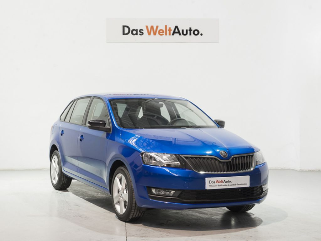 Skoda Spaceback 1.0 TSI 70KW (95cv) Ambit Spaceback segunda mano Madrid