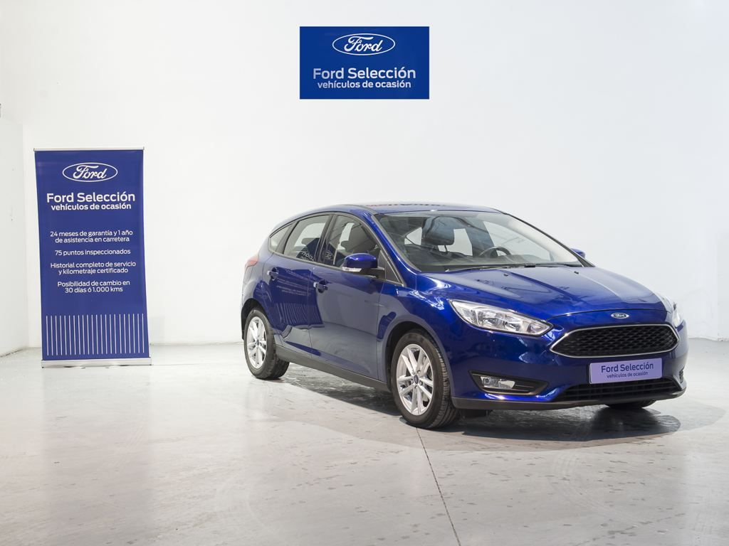 Ford Focus Focus 1.0 Ecoboost Auto-S segunda mano Madrid