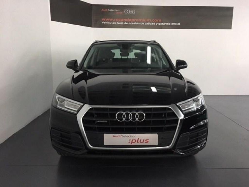 Audi Q5 Advanced 2.0 TDI 190CV quat-ultra S tro segunda mano Madrid