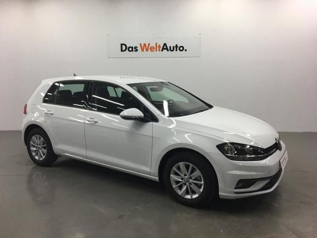 Volkswagen Golf Business 1.6 TDI segunda mano Madrid