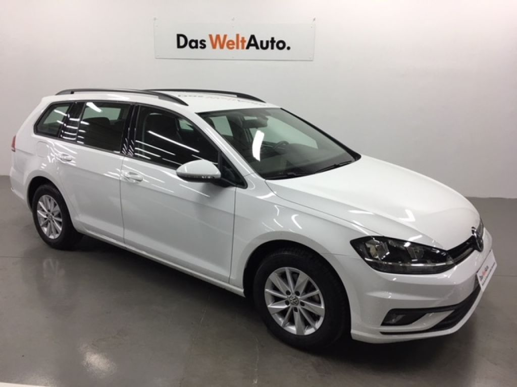 Volkswagen Golf Business 1.6 TDI Variant segunda mano Madrid
