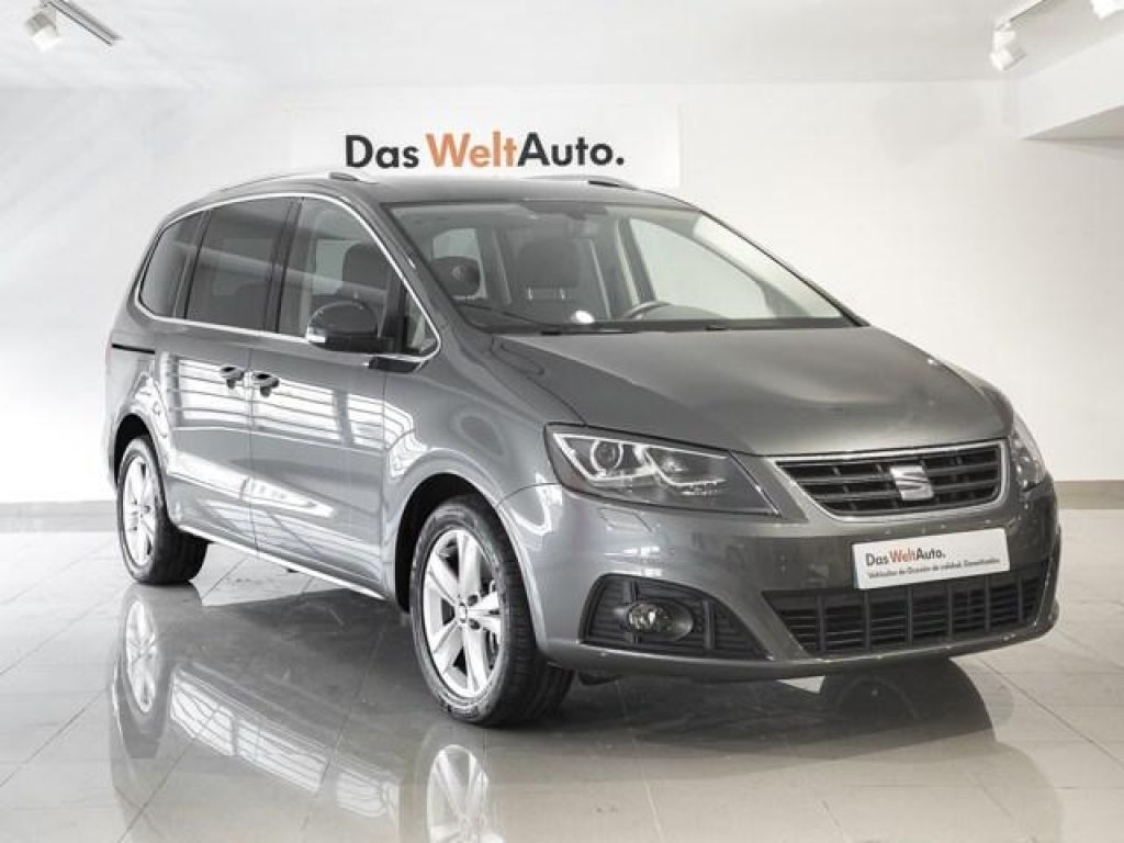 SEAT Alhambra 2.0 TDI 150 Ecomotive S/S Style Advanced segunda mano Madrid